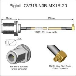 CV316-N3B-MX1R-20