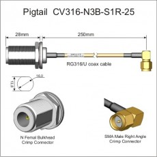 CV316-N3B-S1R-25