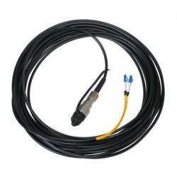 Cavo in fibra ottica outdoor Single-Mode con LC/LC Molex varie misure