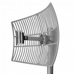 Antenna Parabolica a Griglia 2,4GHz 19dBi