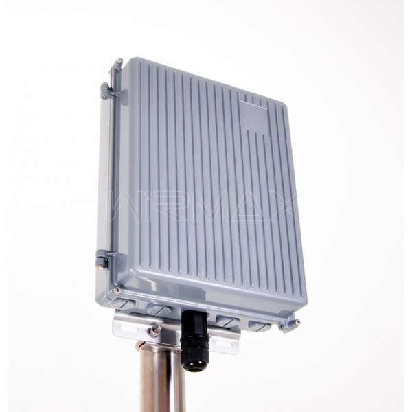 we-alu-dc2-outdoor--cast-aluminum-enclosure-for-rb433-rb435-dc2- Home Networking Wiring on
