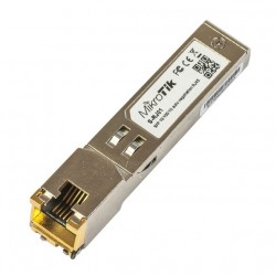 S-RJ1 1.25G SFP Transceiver Module for copper cable