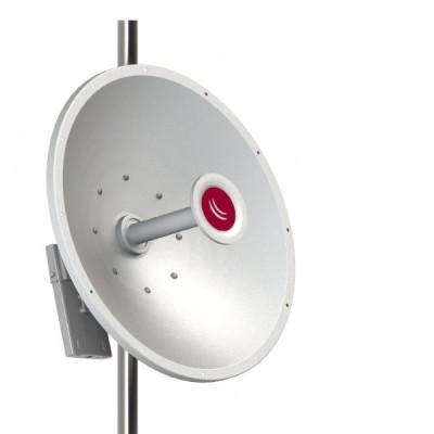 MIKROTIK MTAD-5G-30D3-PA Antenna parabolica 5GHz 30dBi doppia polarizzazione, sistema di puntamento di precisione