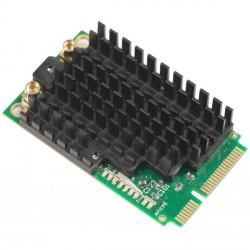 MIKROTIK R11e-2HPnD 802.11b/g/n High Power miniPCI-e with MMCX connectors