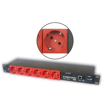IP Power Socket 6G10A V2