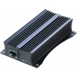 48 to 24V PoE Converter, Gigabit Ethernet, Input 42-57V Output 24V 1A, 802.3af/at