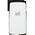 Wisnetworks 5GHz,2*2 MIMO, Weatherproof ABS Plastic, 500mw, WiD TDMA, 16dBidual-pola panel, 1*1000M Gigabit Ethernet ,2