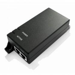 MaxLink PI30 PoE Alimentatore  injector - 802.3af/at, 55V, 0.55A, 30W, 1Gbit, power cord