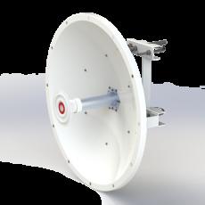 SPR4965-D6G30 Solid Dish Dual Pol. antenna 4.9-6.5GHz 60cm 30dBi