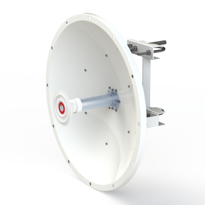 SPR4965-D6G30 Solid Dish MiMo antenna 4.9-6.5GHz 60cm 30dBi