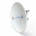 SPR4965-D9G34 Solid Dish Dual Pol. antenna 4.9-6.5GHz 90cm 34dBi