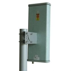Antenna Settoriale 2,4GHz 60° 15.5dBi Pol. verticale