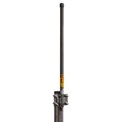 "Antenna OMNIDirezionale 5GHz 12dBi con ""Lightning protection"""