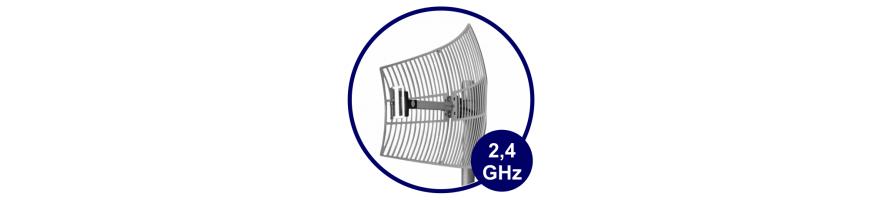 2,4GHz antennas
