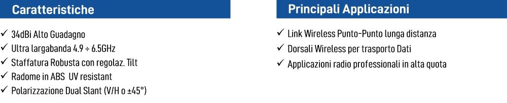 SPR4965-D9G34 caratteristiche+applicazio